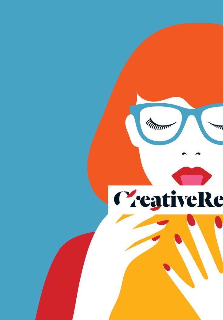 Malika Favre // Handsome Frank Illustration Agency
