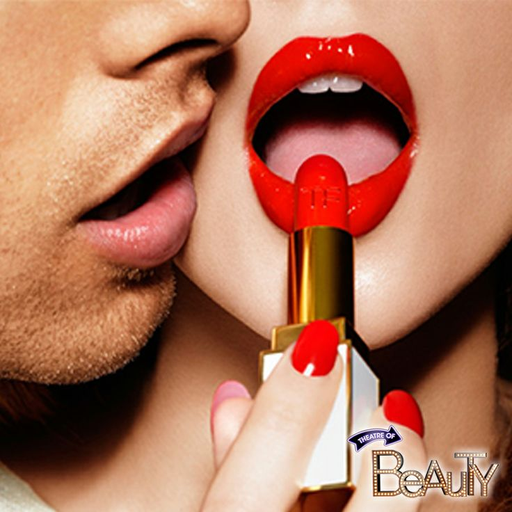 Red lips - hot or not?