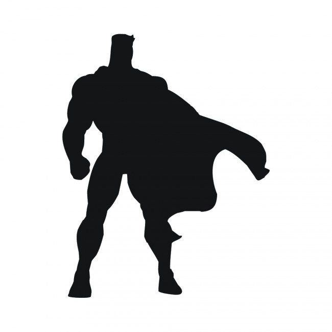 Pin By Kimberly Smith On Heat Press Ideas Superhero Silhouette Human Silhouette Silhouette