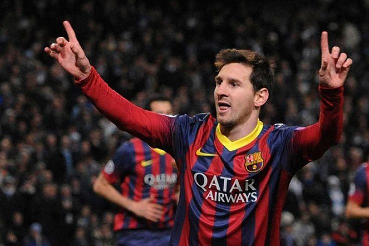 Messi volvió a jugar para Barcelona tras el Mundial y convirtió un gol http://www.ambitosur.com.ar/messi-volvio-a-jugar-para-barcelona-tras-el-mundial-y-convirtio-un-gol/ El argentino celebró un tanto en la goleada sobre León, bicampeón del fútbol mexicano, por 6-0 en el marco del tradicional torneo amistoso Joan Gamper, que marcó su regreso tras el Mundial Brasil 2014.     El rosarino abrió el marcador, de cabeza, a los dos minutos de juego y consiguió su primer