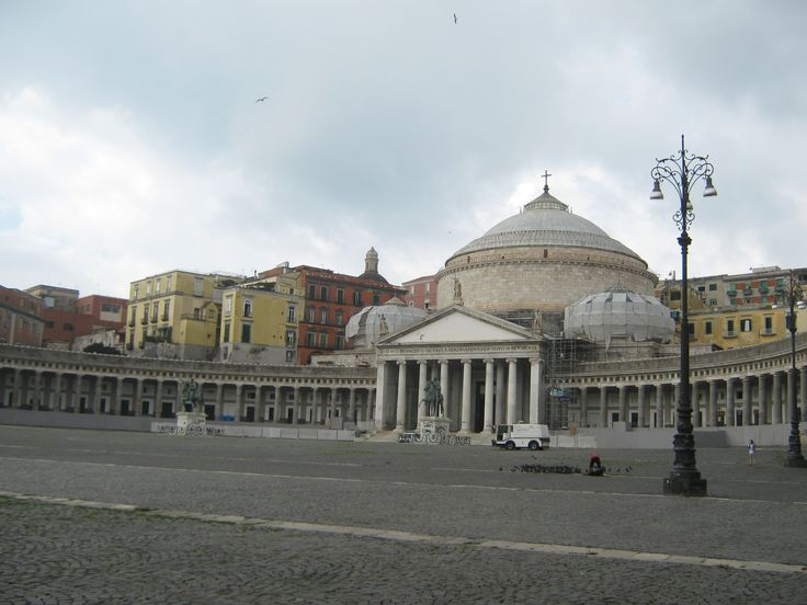 Piazza del Plebiscito (NA) Naples