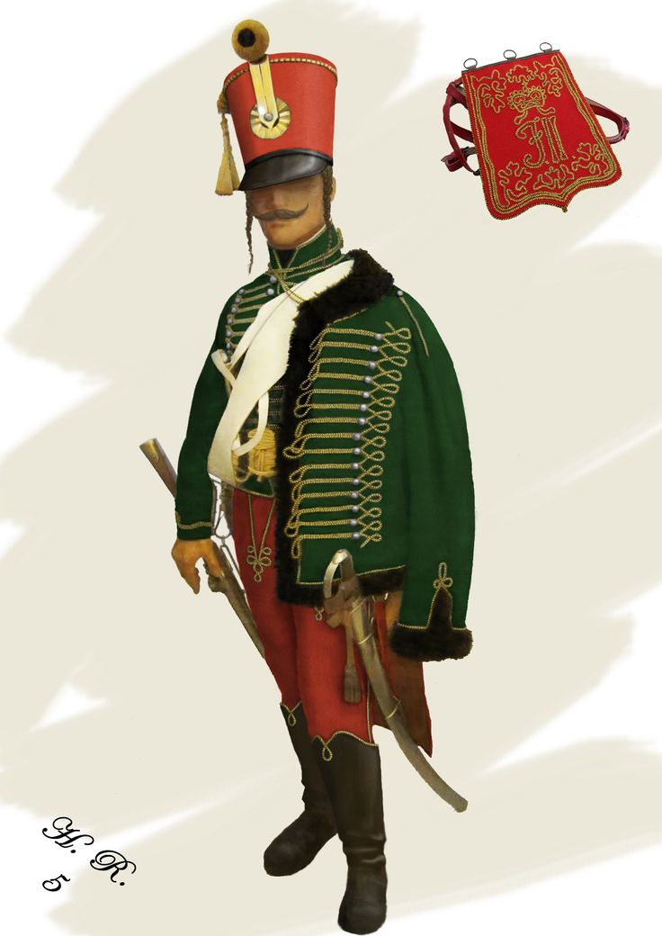 5th Hussars - Baron Ott