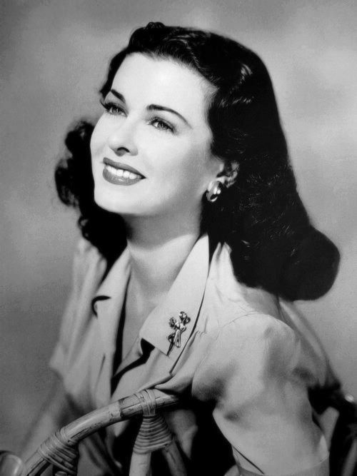 Joan Bennett  Her sister Constance was a huge star, but I think Joan was a terrific actress.