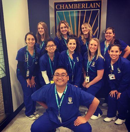 Chamberlain College of Nursing - Sacramento Campus