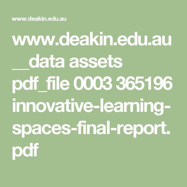 Www.deakin.edu.au __data Assets Pdf_file 0003 365196 Innovative Learning