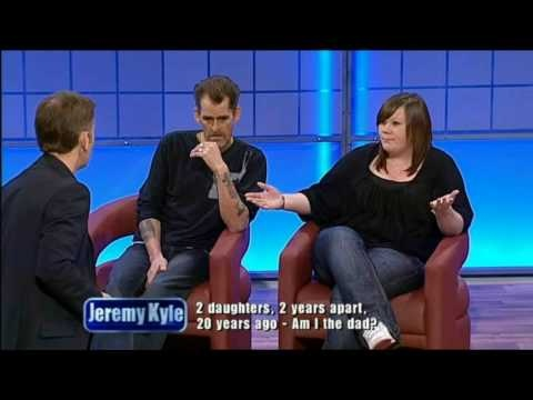 The Jeremy Kyle Show - Scottish family arguing! [HD]