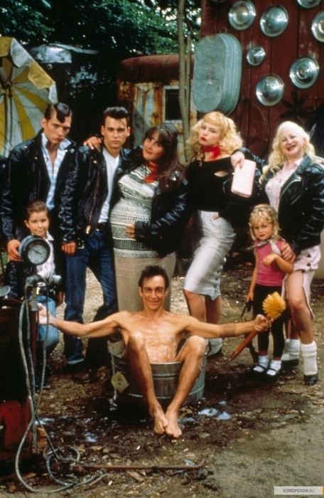 Cry Baby movie cast. I watched this movie all the time when I was younger.
