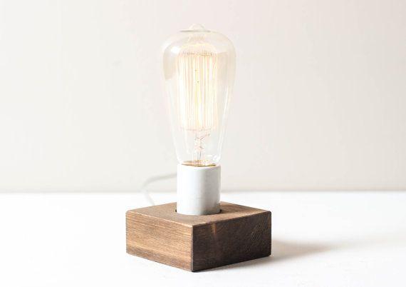 Best 25 Wooden Lamp Ideas On Pinterest Wood Lamps Diy