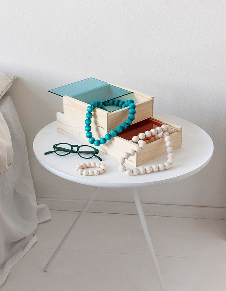 Spektri box, big. www.aarikka.com