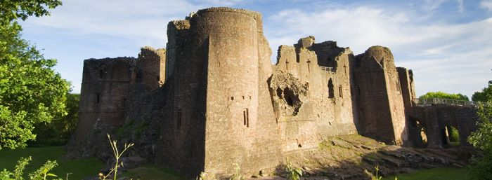 Goodrich Castle | English Heritage