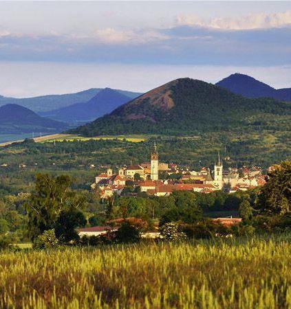 "Litoměřice (centre of so called ""Garden of Bohemia), Czechia #town #landscape #czechia"