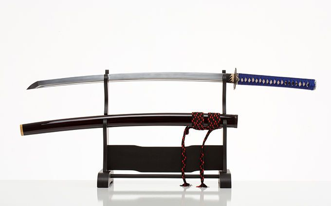 Premium Japanese Samurai Sword Blade Traditional Katana GANGHOMUSA 29 Inches #LeeSeungHo