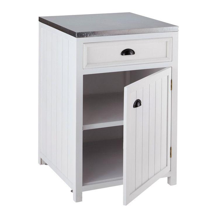 78 ideas about meuble en pin on pinterest meuble pin meubles de pin and meuble en pin massif - Meuble de cuisine maison du monde ...