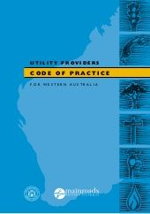 Utility Providers Code of Practice For WA