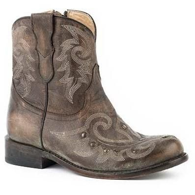 Stetson Indie Boots Authentic Genuine Western Boots For Women Handcrafted – yeehawcowboy