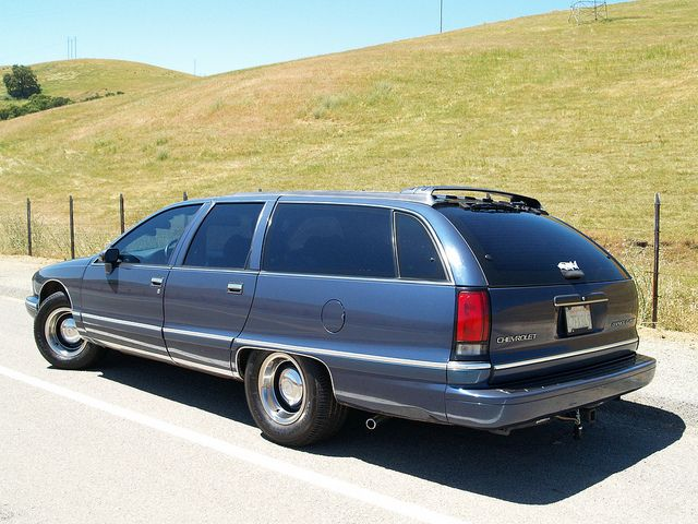 27 Best 91 94 Chevy Caprice Wagons Images On Pinterest