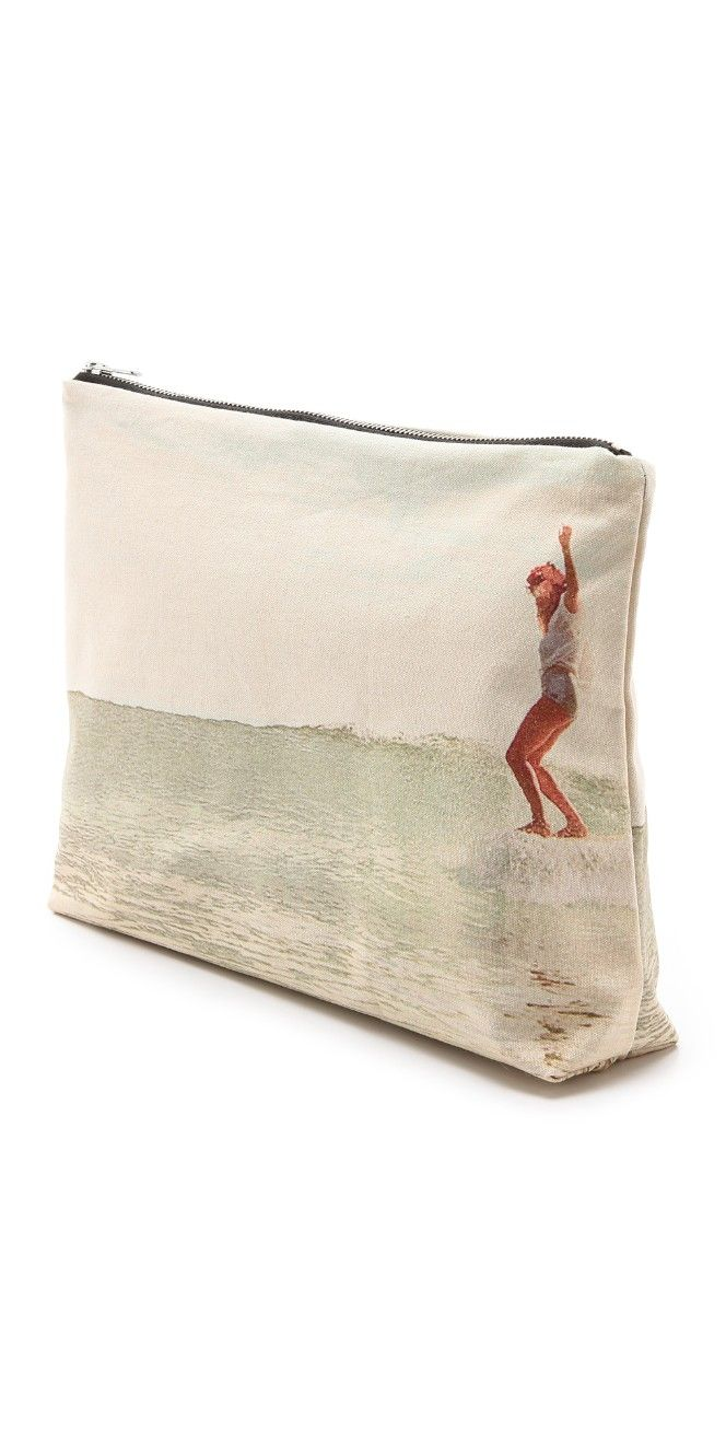 Samudra Dream Wave Pouch | SHOPBOP