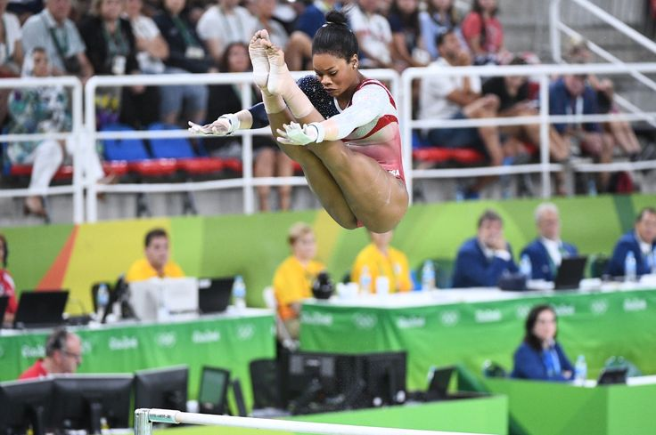 Team USA win gold in women's gymnastics   -   Rio 2016  August 9, 2016  -   The United States took home gold with a near flawless performance. Russia and China took the other podium places but were nowhere close to Team USA.