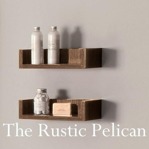 Floating Shelves Reclaimed Wood Shelf Rustic Shelves Farmhouse Decor Bath Reclaimed Wood Shelves Wooden Bathroom Shelves Rustic Bathroom Decor