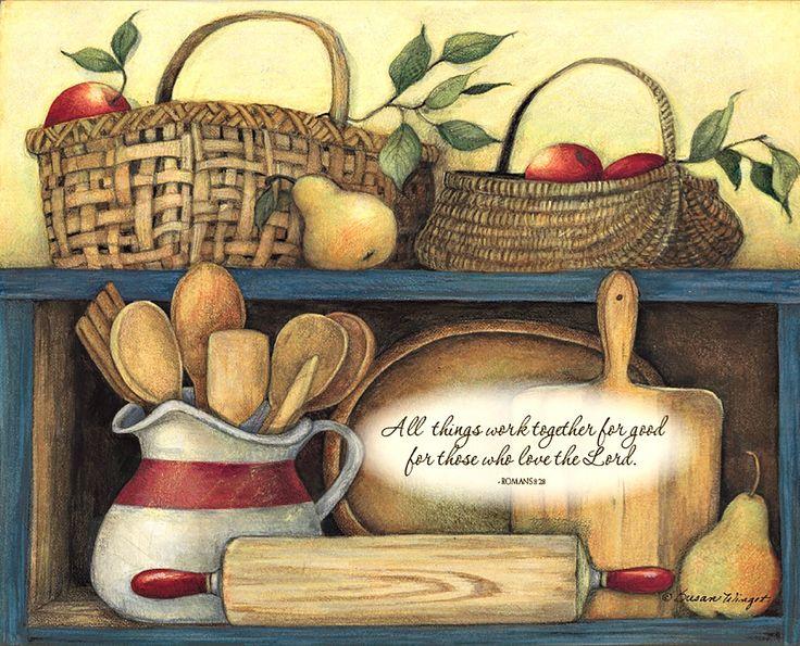 Susan Winget / Bountiful Blessings / September 2015