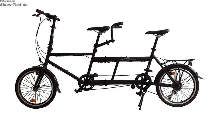 Der Kauf oder das Leihen von Tandemfahrräder muß gut durchdacht sein. Meist ist ein Testfahren vor Ort nicht möglich und das entsprechende Tandem...[mehr]