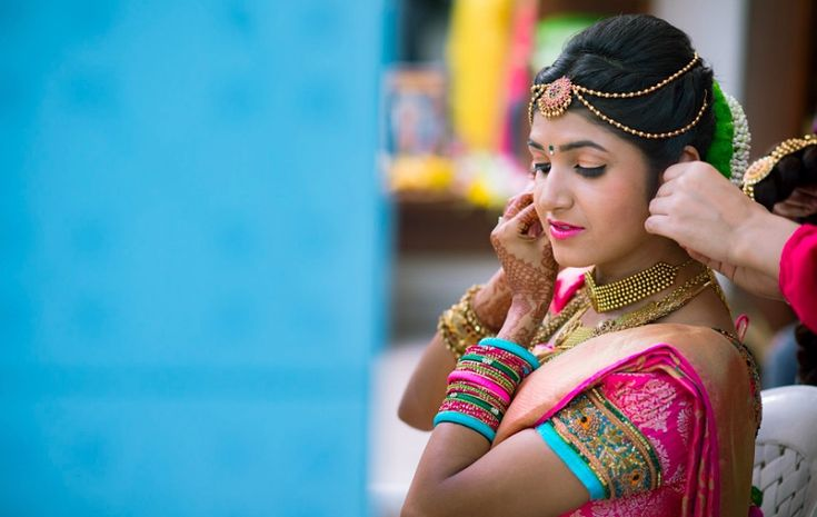 Pic Credit – Makeup Shabas Please visit our website www.ezwed.in to get more Wedding Ideas or Send your queries via mail to support@ezwed.in. Kindly share our blog and feel free to leave a comment below. Comments Related posts: 22 Brides Who Chose Yellow For Their Big Day! 22 Brides Who Chose …