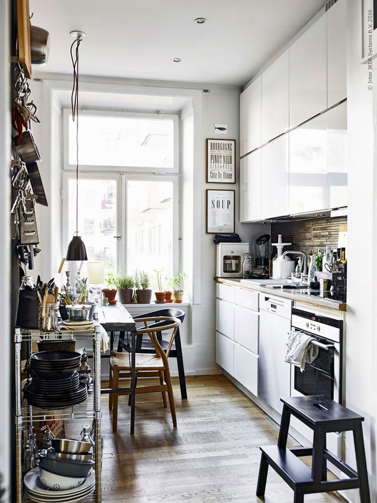 17 Best Ideas About Ikea Kitchen Organization On Pinterest