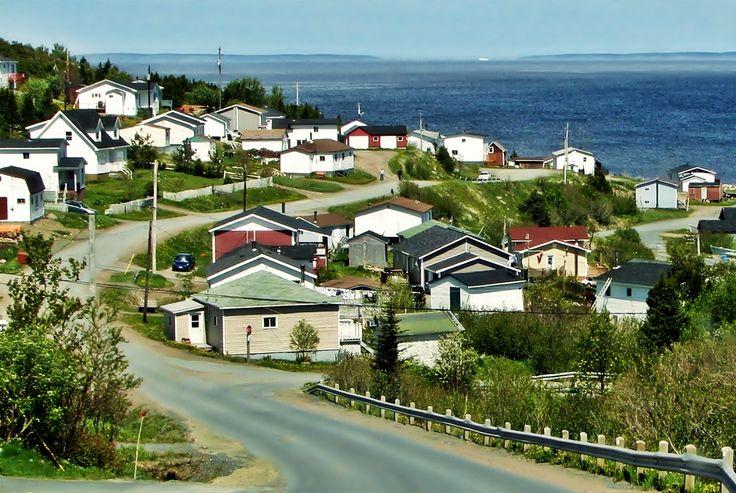 Baie Verte, Newfoundland, Canada