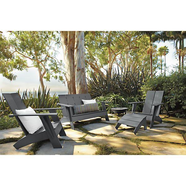 Terrassenmöbel lounge modern  Mer enn 25 bra ideer om Terrassenmoebel lounge på Pinterest ...