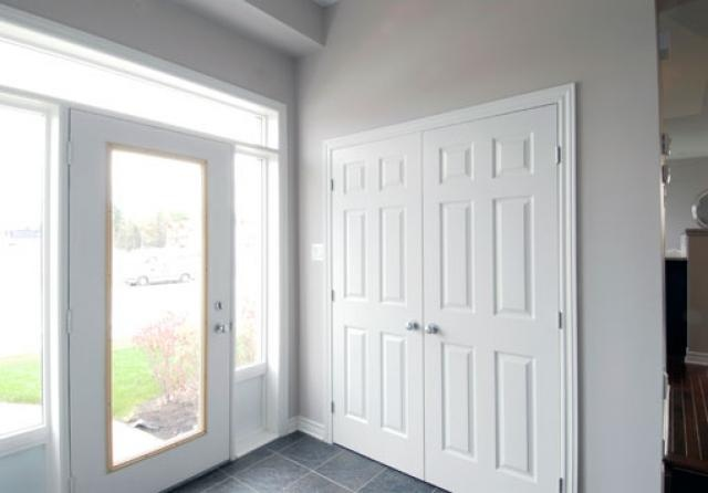 #Jamison 3 bedroom new townhome - Entrance & 13 best The Jamison images on Pinterest | Ottawa Corner unit and ...