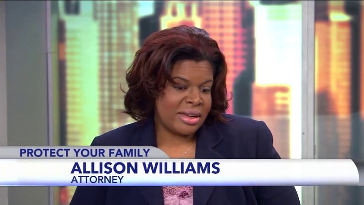 "http://familylaw.video Family Law Attorney Allison C. Williams shares legal advice on PIX11 show ""Protecting Your Family"" on the following family law question:    What Impact Does a Child Protection Services Referral Have on Child Custody?"