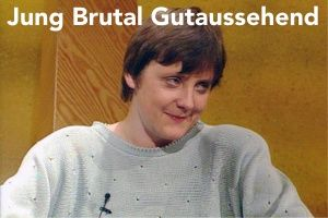 Angela Merkel Witze