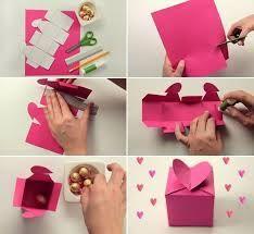 Znalezione obrazy dla zapytania jak zrobić pudełko