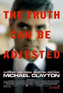 """A blurred pictured of a man with the words """"The Truth Can Be Adjusted"""" superimposed"""