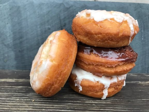 I was strictly a yeast doughnut girl, that's nearly 40 years of pillowy doughnuts, until my oldest son started working at Sidecar Doughnuts last year. Their revelatory Huckleberry Donut still brings me to my knees, the bright berry purple glaze giving way to a barely-there crunch and into the most [...]