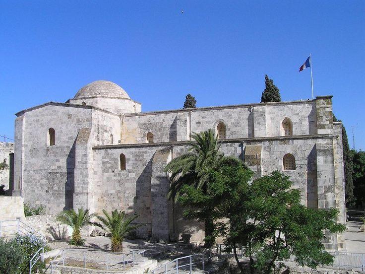 Église Sainte-Anne de Jérusalem
