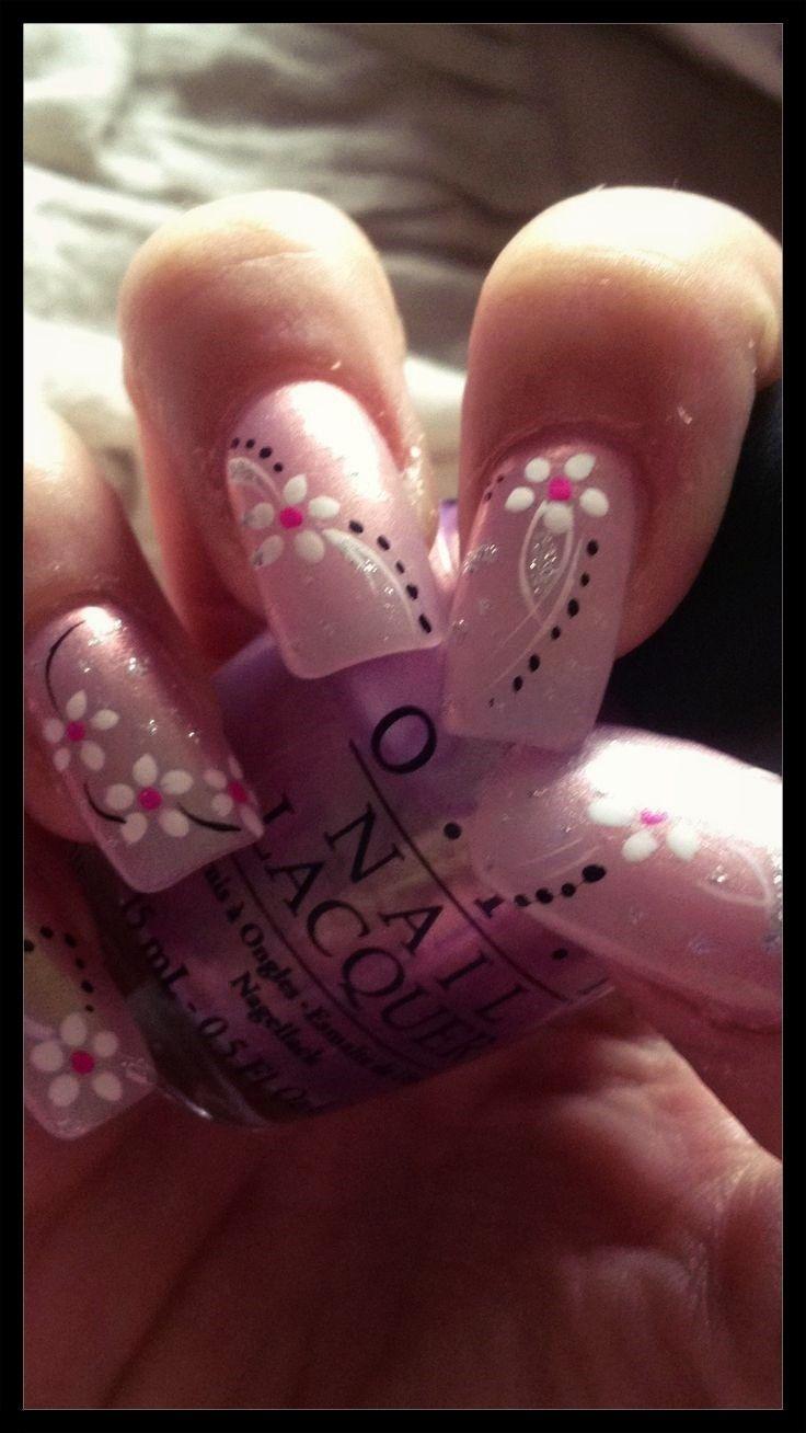 474 besten Spring Nail Arts Bilder auf Pinterest | Nageldesign ...