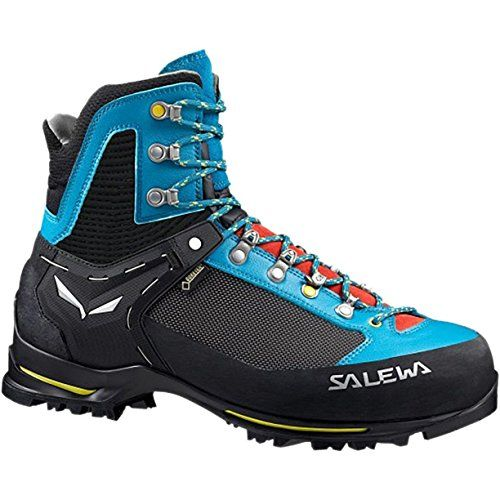 Introducing Salewa Womens Raven 2 GTX Mountaineering Boots Ocean  Ringlo 9  ETip Glove Bundle. Great product and follow us for more updates!