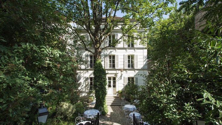 Hôtel Particulier Montmartre Review   Bon Appetit