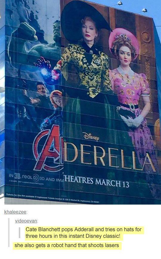 Disney || Marvel avengers