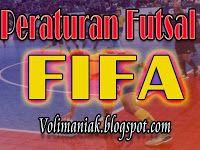 Peraturan Permainan Futsal FIFA Terbaru