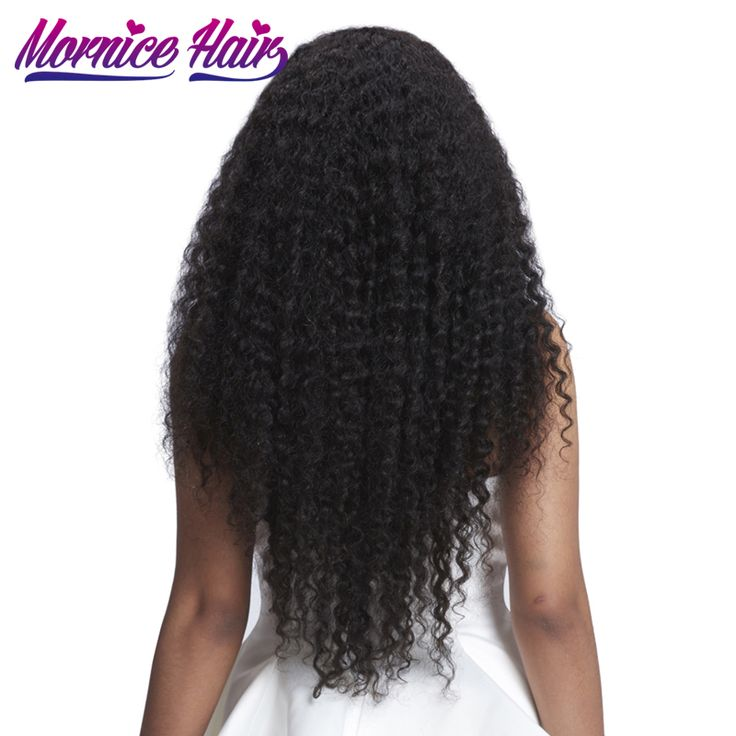 ==> [Free Shipping] Buy Best Mornice Kinky Curly Weave Hair Bundles 1 PC Peruvian Hair Extensions 100% Human Hair 12-26 Remy Hair Weave Bundles Natural Color Online with LOWEST Price   32805862184