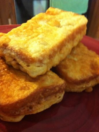 Deep Fried French Toast-only way my family will eat French toast anymore