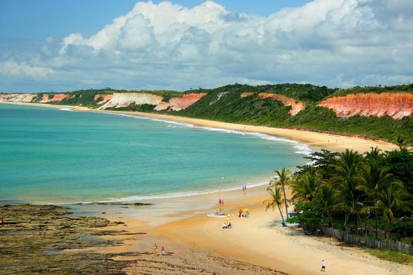 Pitinga Beach - Arraial D'Ajuda - Bahia - Brazil