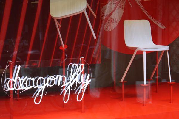 SEGIS design Paolo Giacomazzi www.paologiacomazzi.com Window set up design for Segis. Milan 2014
