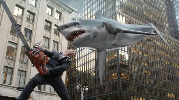 'Sharknado 4' harnesses the power of #StarWars with its official title