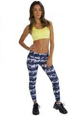 Blue and White Leggings Yoga Pants for Women Online. Listen #meditation sounds in Meditaudios.com