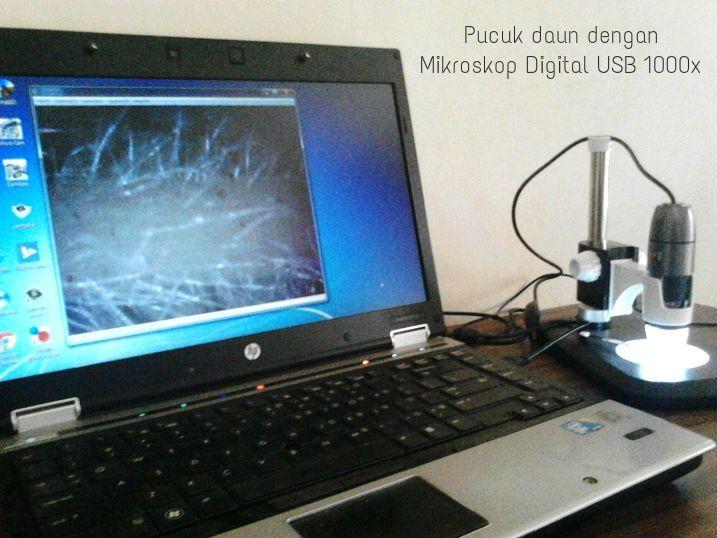 Mikroskop Digital 1000x