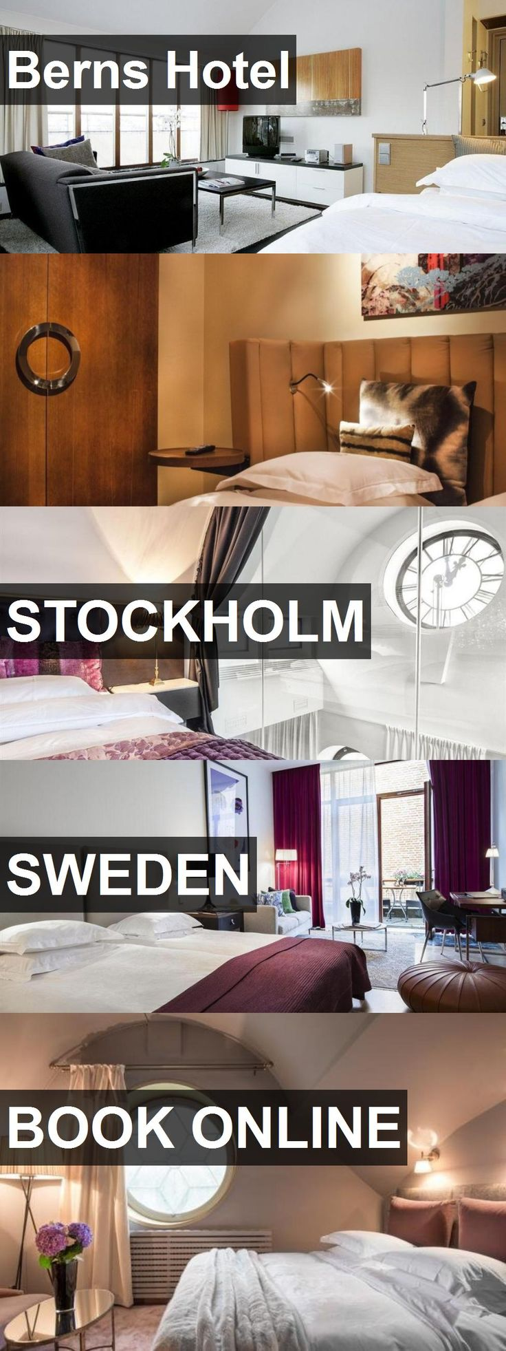 Hotel Berns Hotel in Stockholm, Sweden. For more information, photos, reviews and best prices please follow the link. #Sweden #Stockholm #BernsHotel #hotel #travel #vacation
