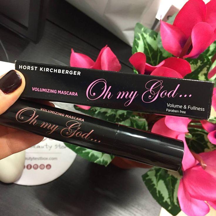 #OhMyGod!! Έχεις βαθύ και εντυπωσιακό βλέμμα! Φυσικά εξαιτίας της ομώνυμης μάσκαρας #Horst_Kirchberger! !  😉❤👀😍🔝 Find Here: https://goo.gl/Wh4bae ✔️ #beautytestbox #beautytestboxeshop #mascara #eyelashes #GreekEshop #cosmetics #beauty #musthave #beautybloggers #beautyproducts #ShippingToCyprus #instapic #picoftheday